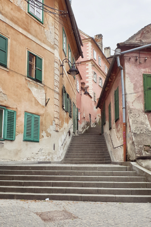 Sibiu staircase