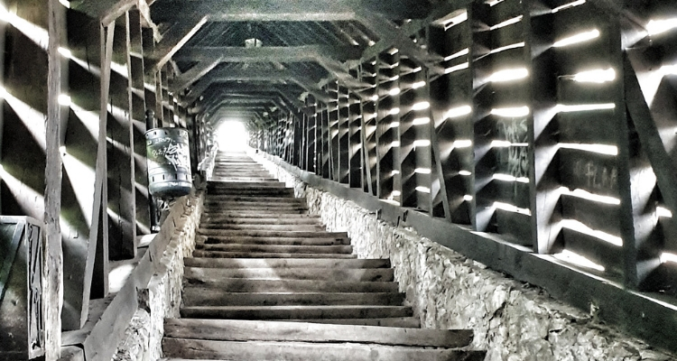 Scholars Stairway