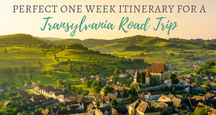 A stunning Transylvania road trip from Bucharest