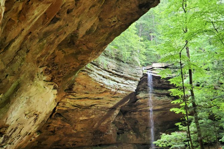 Ash Cave Ohio