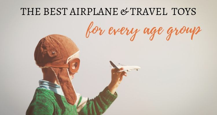 Best travel toys for all age groups