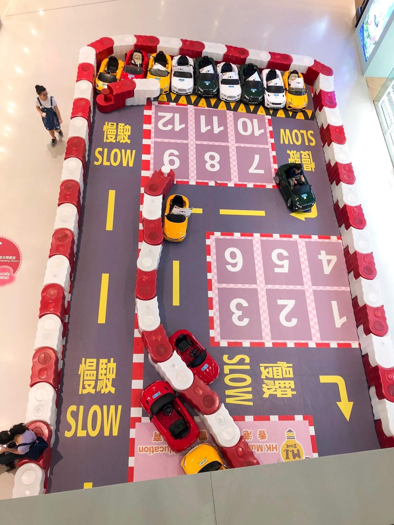 Dpark car track