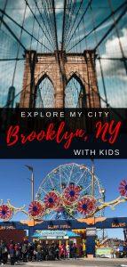 EXPLORE MY CITY - BROOKLYN NY