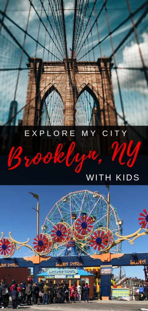 EXPLORE MY CITY - BROOKLYN NY
