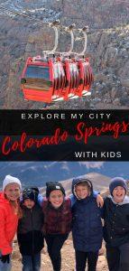 EXPLORE MY CITY - COLORADO SPRINGS