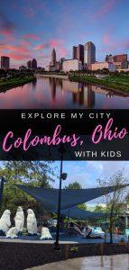 EXPLORE MY CITY - COLUMBUS OHIO