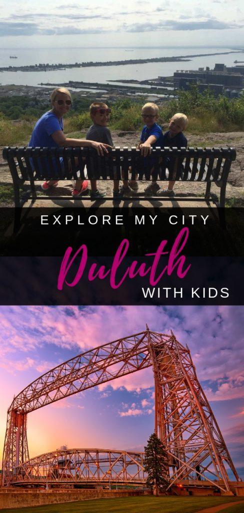 EXPLORE MY CITY DULUTH