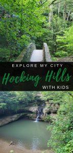 XPLORE MY CITY - HOCKING HILLS