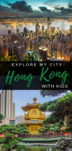 Explore My City Hong Kong with Kids