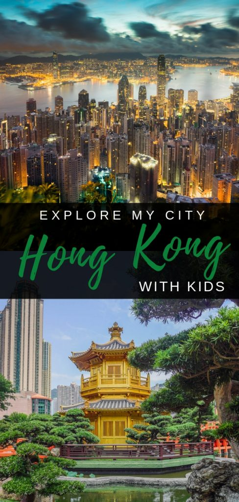 Explore My City Hong Kong with Kids