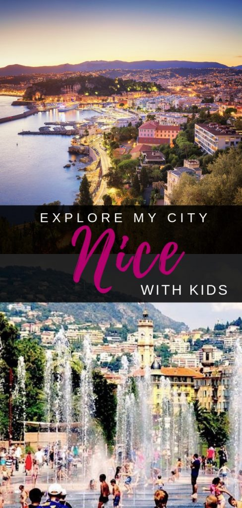 EXPLORE MY CITY - NICE