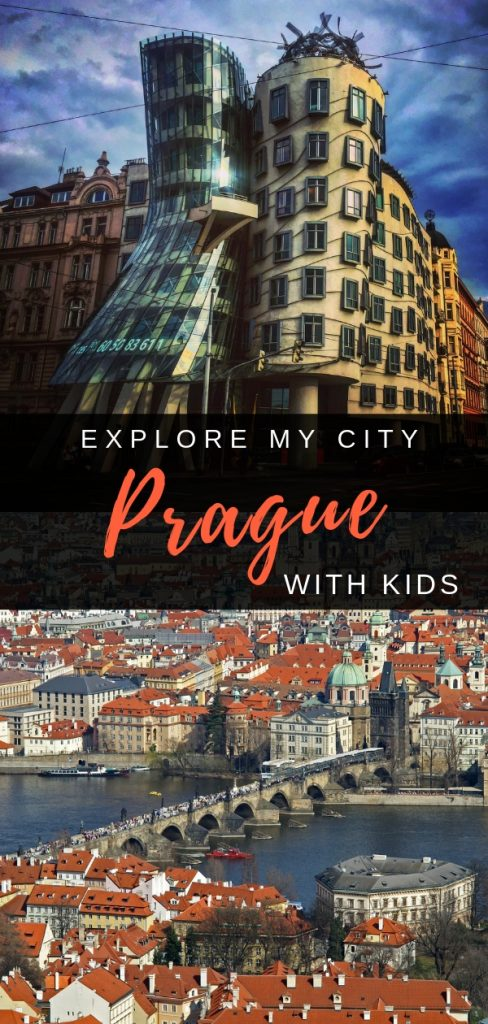 EXPLORE MY CITY - PRAGUE
