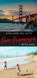 EXPLORE MY CITY - SAN FRANCISCO