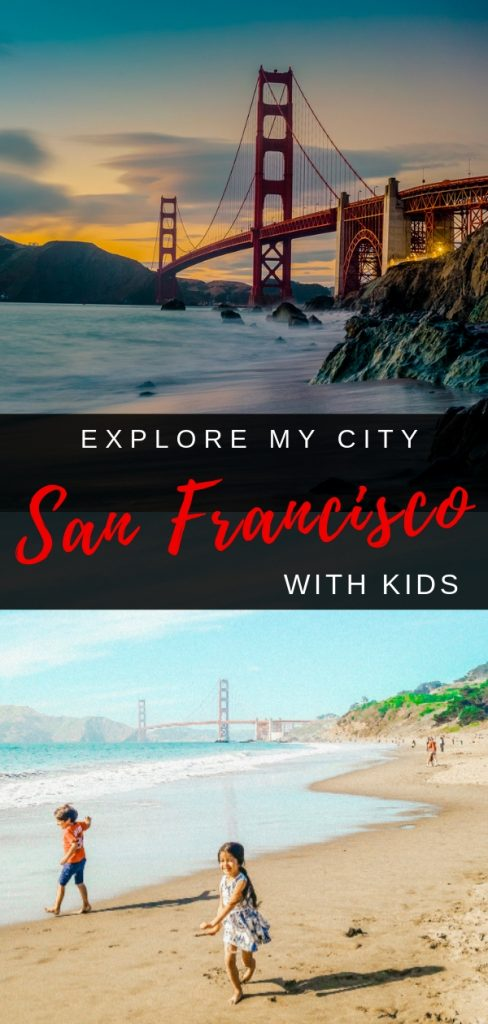EXPLORE MY CITY - SAN FRANCISCO