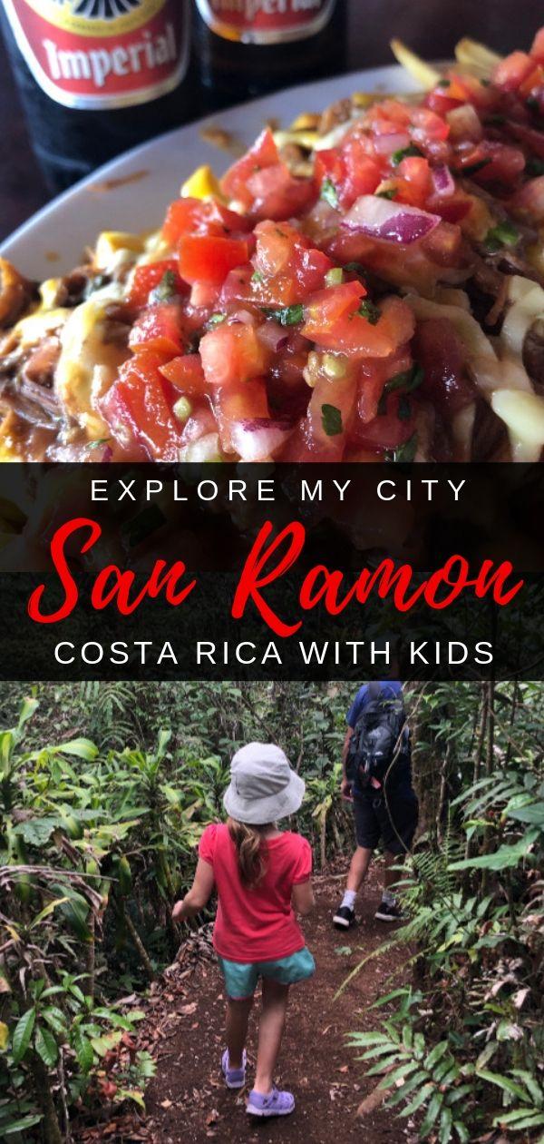EXPLORE MY CITY - SAN RAMON