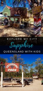 EXPLORE MY CITY - SAPPHIRE