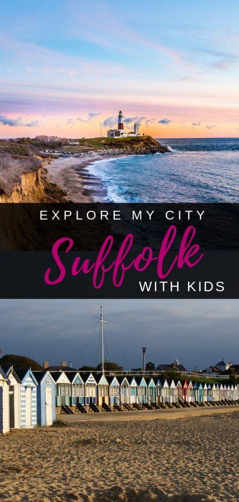 EXPLORE MY CITY - SUFFOLK