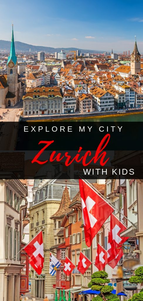 EXPLORE MY CITY - ZURICH