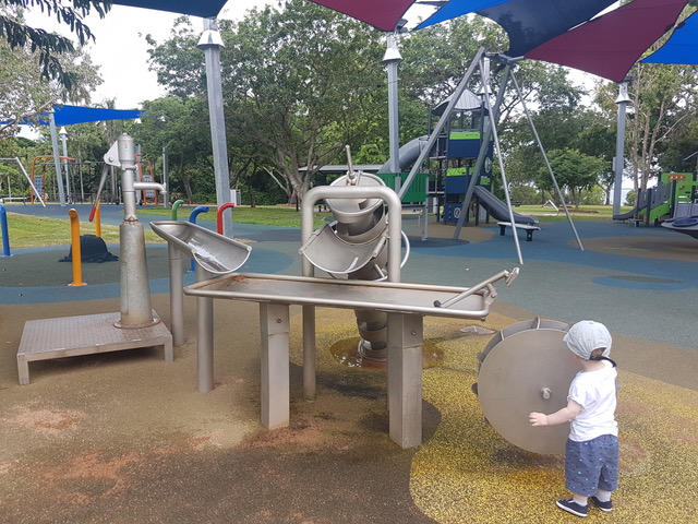 Esplanade Playground Darwin