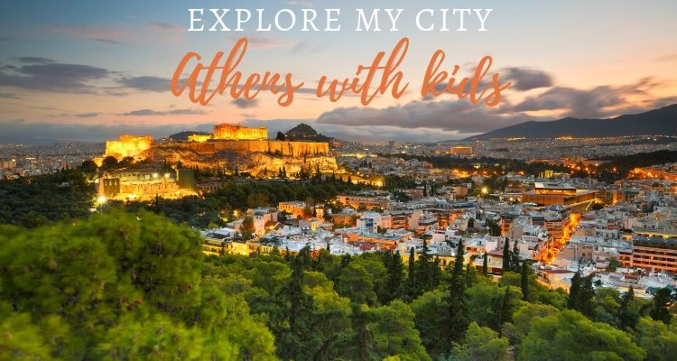 Explore My City Athens