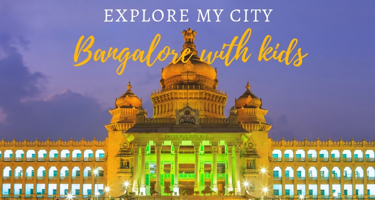 Explore My City Bangalore