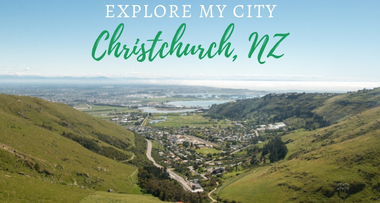 Explore My City Christchurch New Zealand
