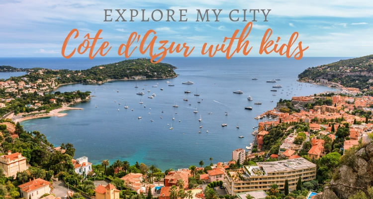Explore My City - Cote dAzur