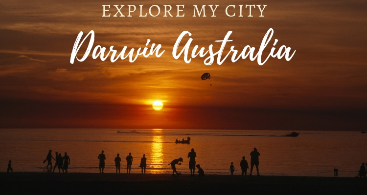 Explore My City Darwin