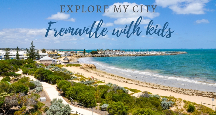 Explore My City Fremantle