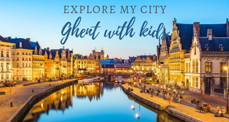 Explore My City - Ghent