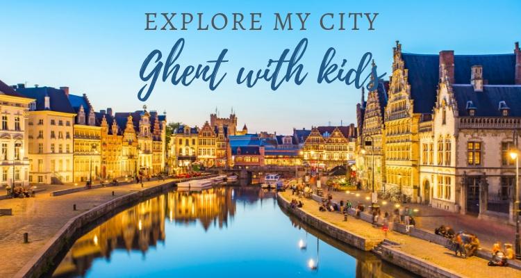 Explore My City - Ghent