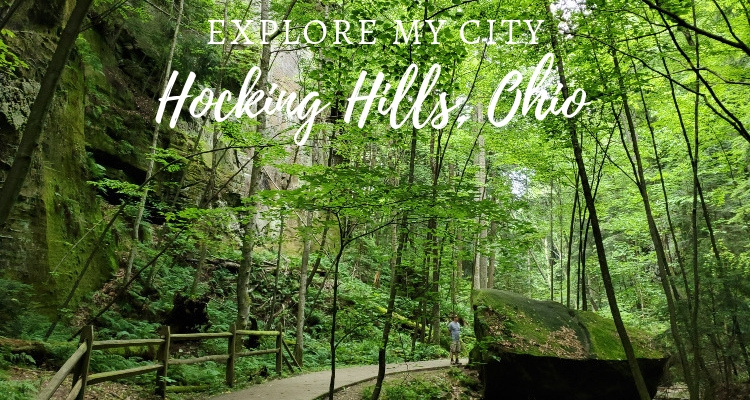 Explore My City Hocking Hills Ohio