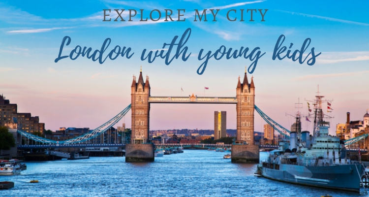 How to See London with Young Kids