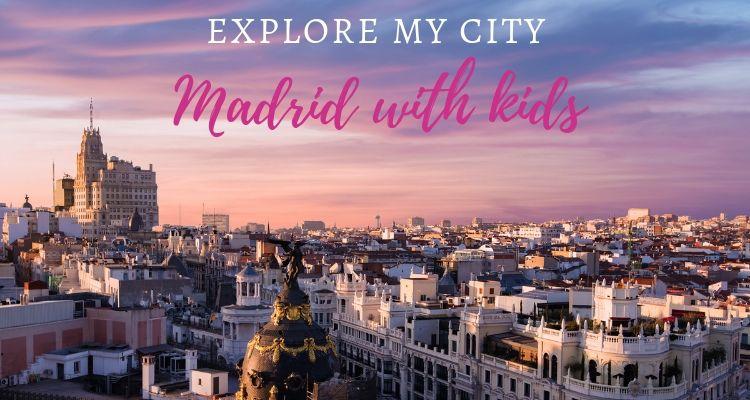 Explore My City Madrid