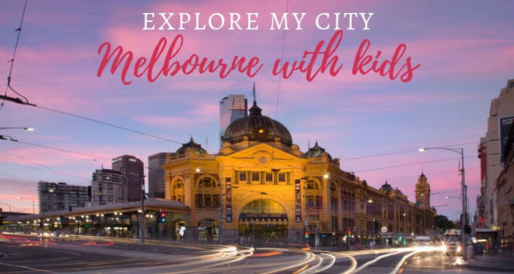 Explore My City Melbourne