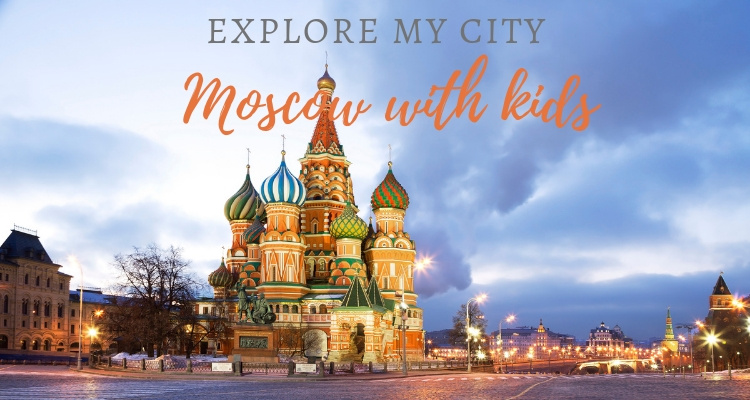 Explore My City Moscow
