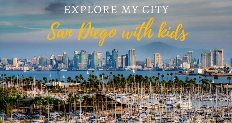 Explore My City San Diego