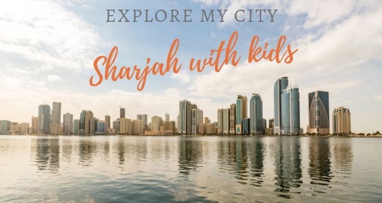 Explore My City Sharjah