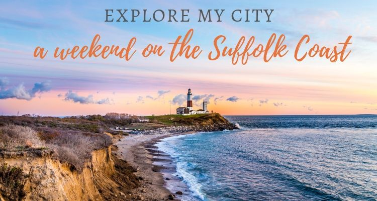 Explore My City Suffolk Coast