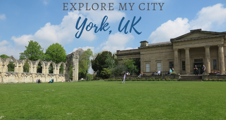 Explore My City York