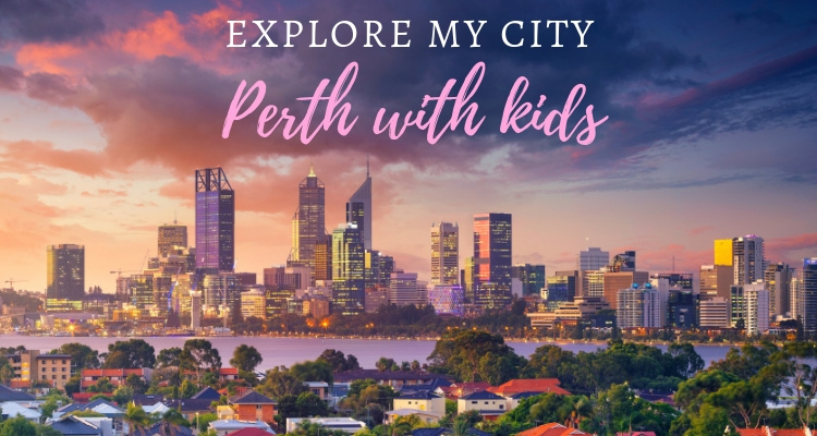 Explore My city - Perth