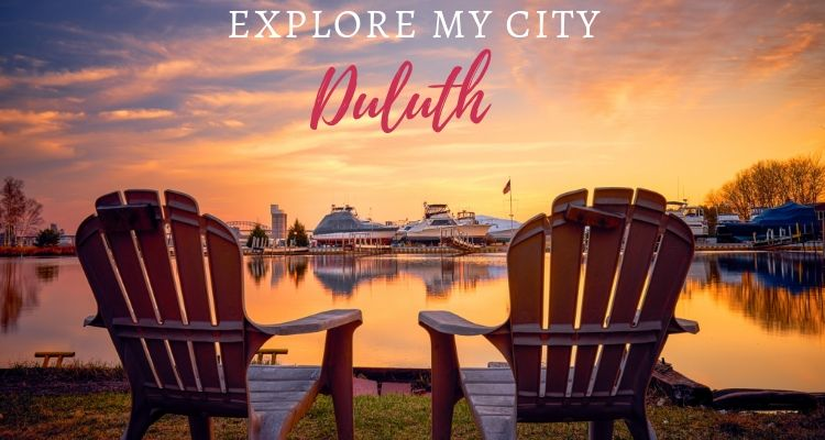 Explore my City Duluth