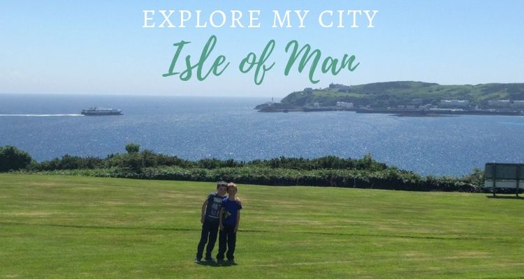 Explore my City Isle of Man