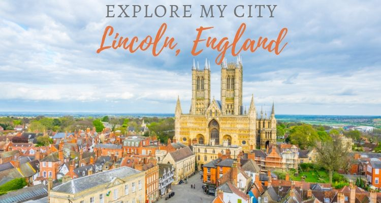 Lincoln in England, Explore My City