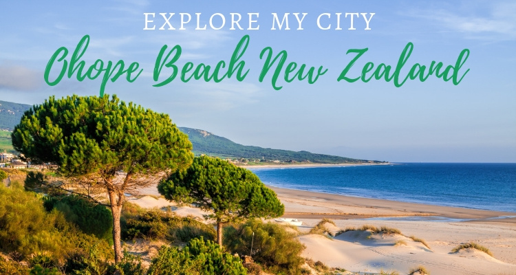 Explore my City Ohope Beach