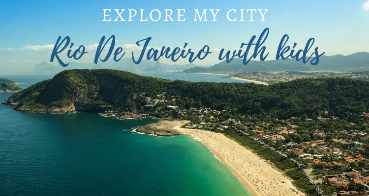 Explore my City Rio