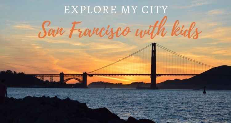 Explore my City San Francisco