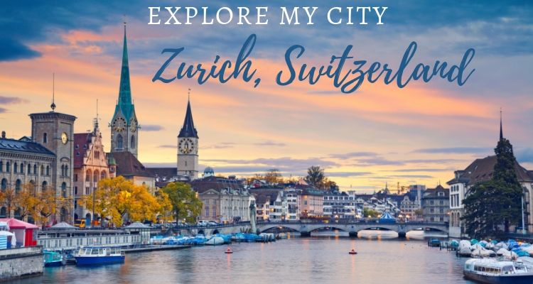 Explore my City Zurich