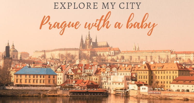 Sightseeing in Prague with a baby!