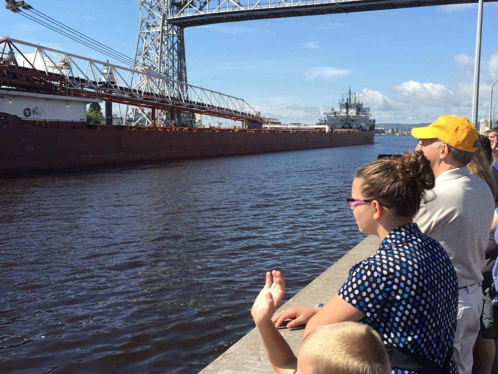 Lift-bridge Duluth